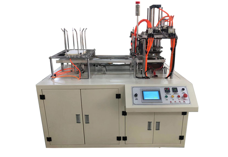 KY-C Fully automatic intelligent paper box molding machine